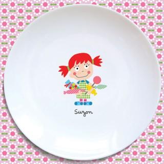 Assiette plate GOURMANDE