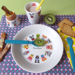 Set de table FLEURETTES