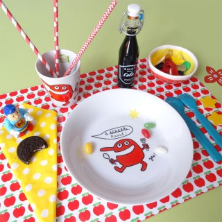 Set de table POMMES