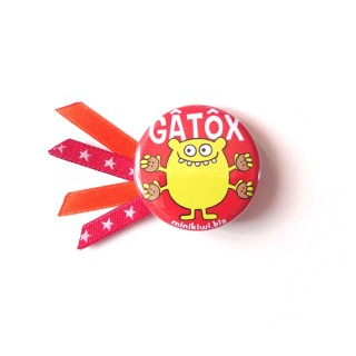 Petit badge GÂTÔX