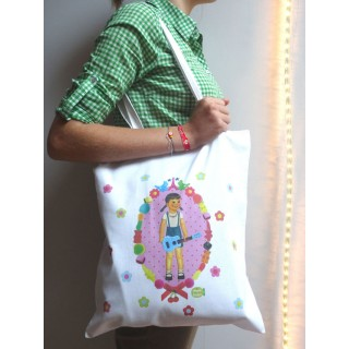 Tote bag BABY DOLL